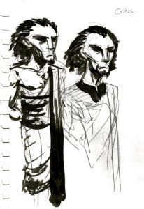 Critias Sketch