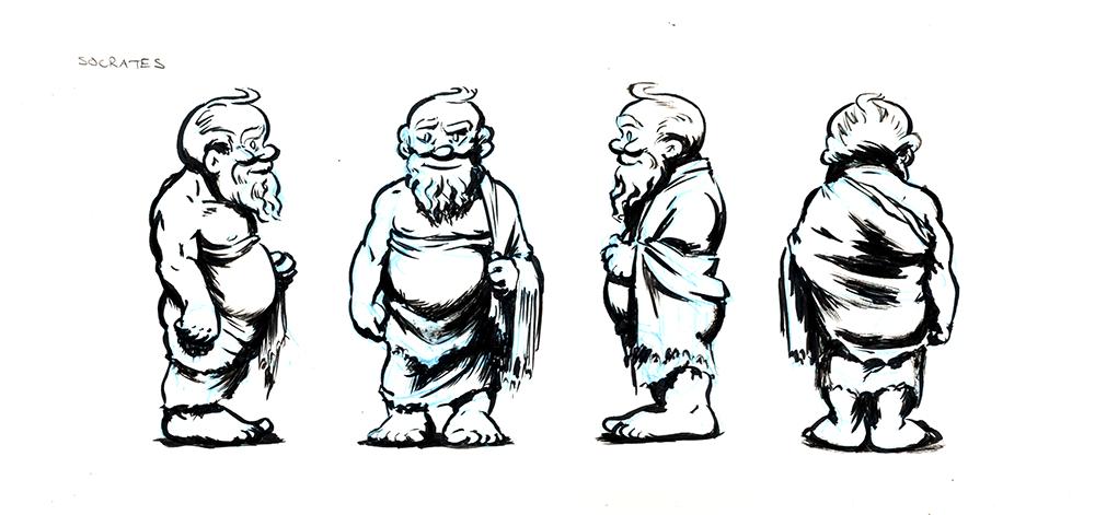Socrates Model Turn